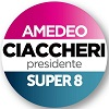 Amedeo Ciaccheri Presidente Super 8