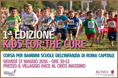 kids for the cure 2018