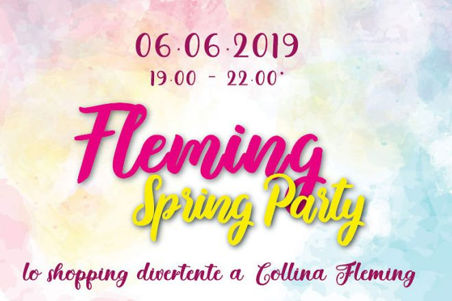 fleming spring party